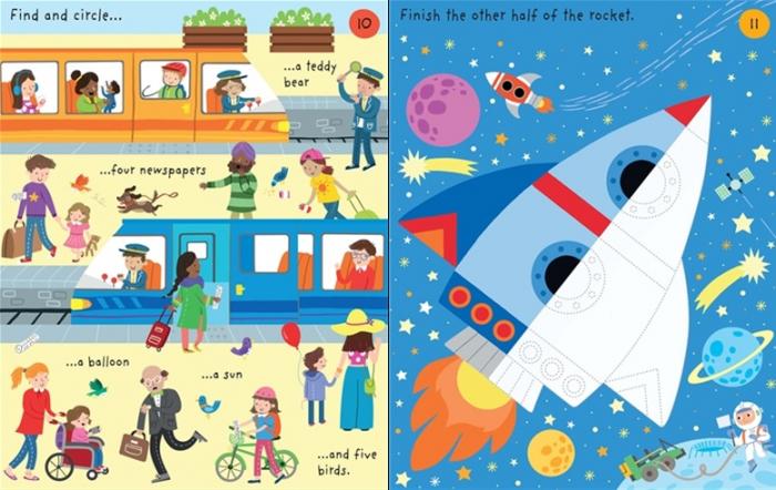 Little children's travel pad [3]