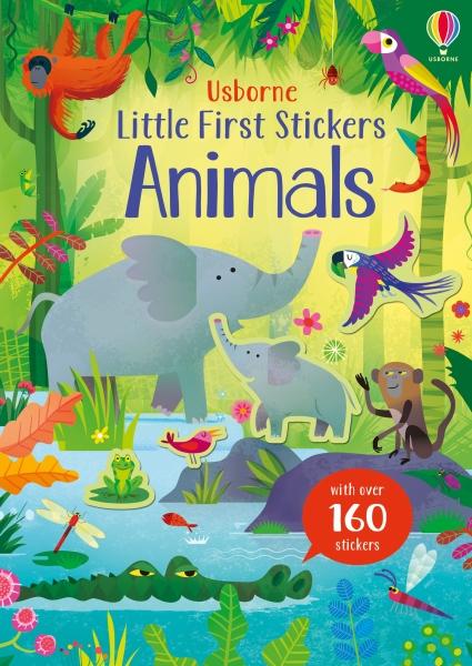 Little First Stickers Animals [1]