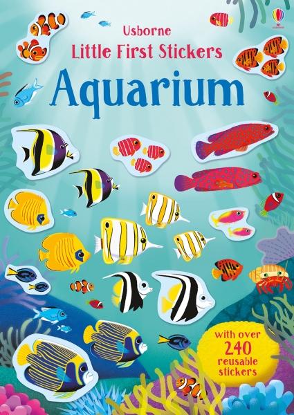 Little first stickers aquarium [4]