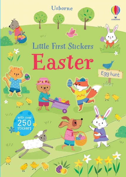 Little First Stickers Easter [0]