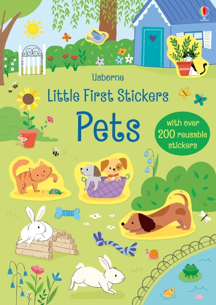 Little first stickers pets [0]