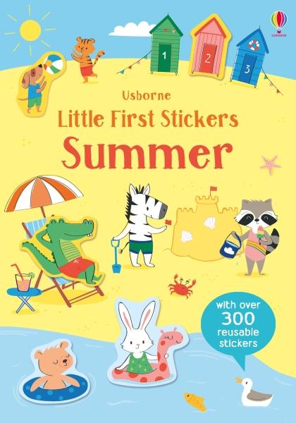 Little first stickers summer [0]