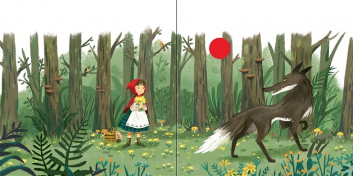Little Red Riding Hood [2]
