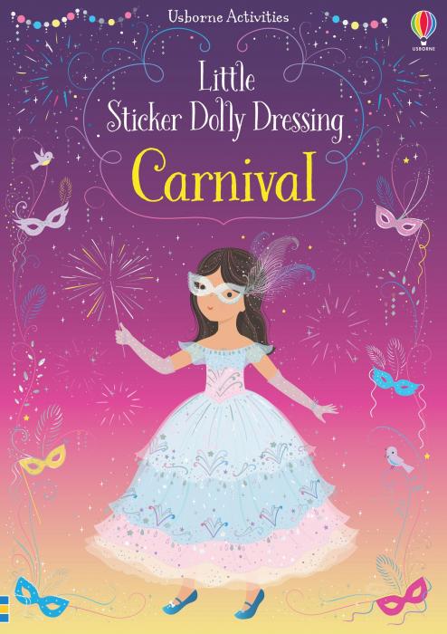Little Sticker Dolly Dressing Carnival [0]