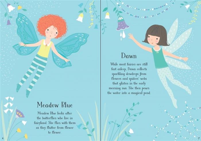 Little sticker dolly dressing Fairies [2]