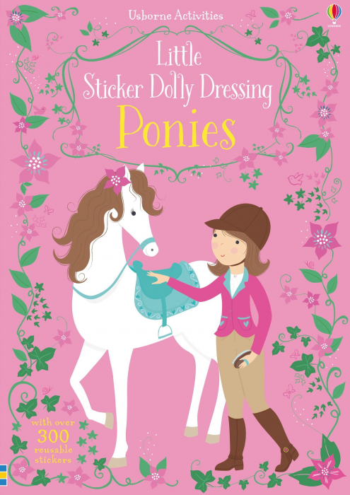 Little sticker dolly dressing Ponies [0]
