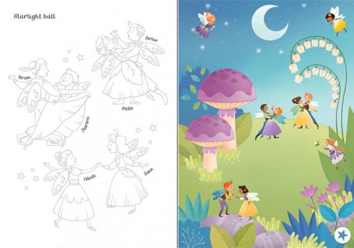 Little transfer book fairies [3]