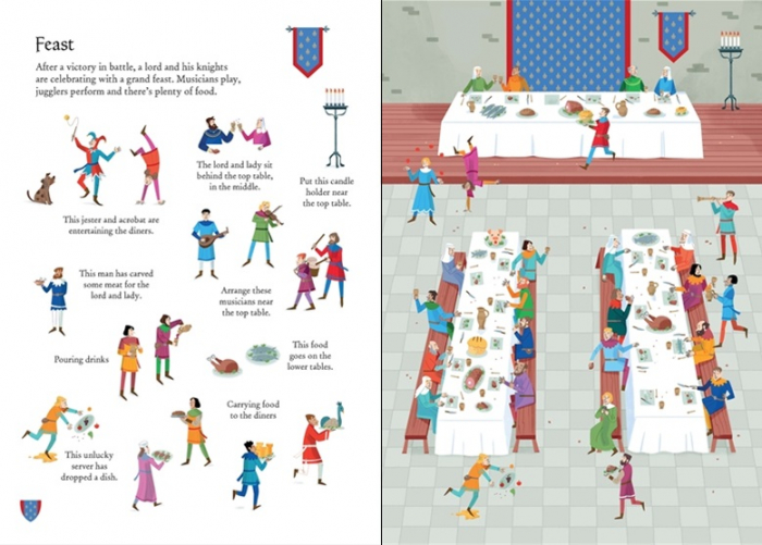 Little transfer book knights [2]