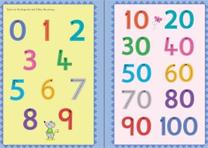 Little wipe-clean numbers [3]