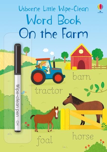 Little wipe-clean On the Farm [0]