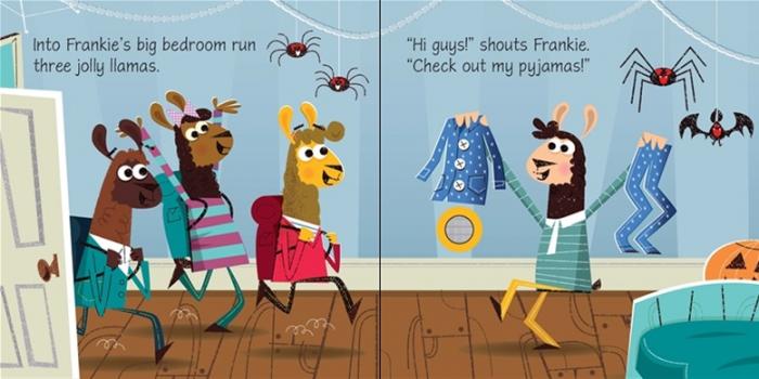 Llamas in pyjamas [2]