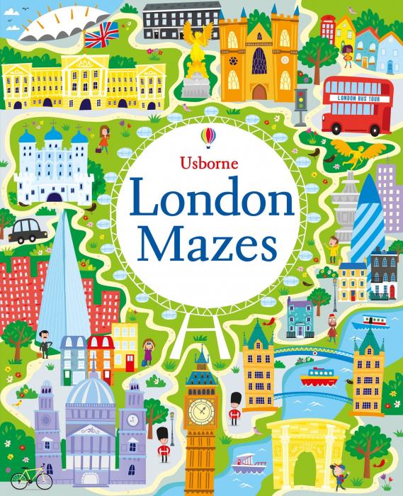 London mazes [0]