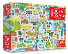 London picture book and jigsaw [0]