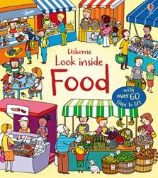 Look inside food [0]