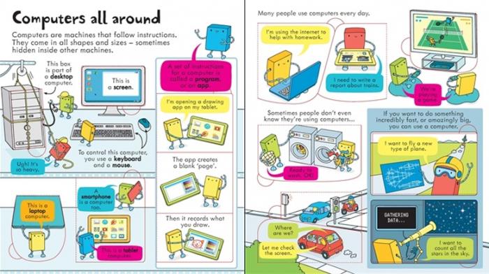 Look inside how computers work [1]