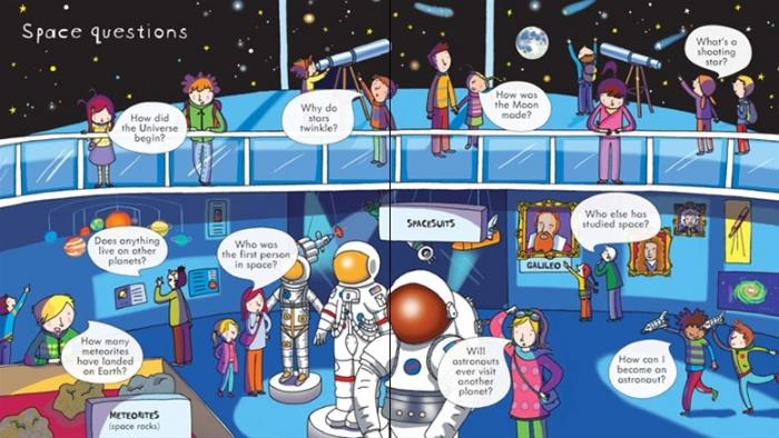 Look inside space [3]