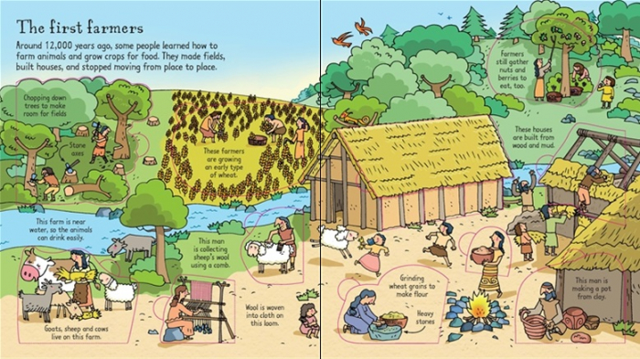 Look inside the Stone Age [2]