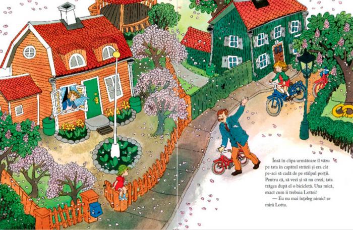 Lotta și bicicleta [3]