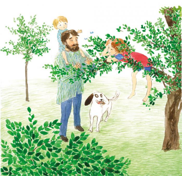 Luli și căsuța din copac [9]