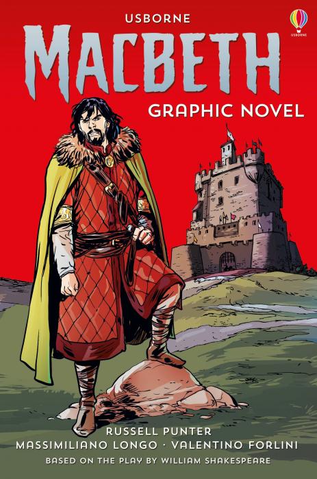 Macbeth Graphic Novel [0]