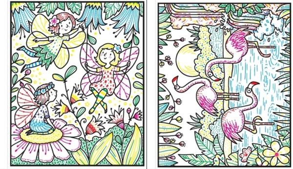 Magic painting Magical creatures [3]