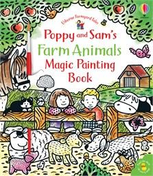Magic Painting Poppy and Sam's Farm Animals [0]