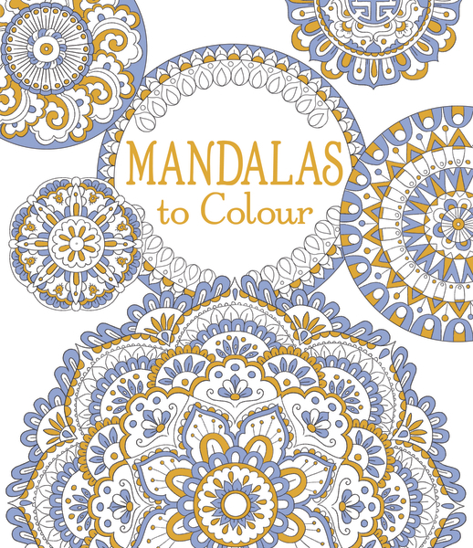 Mandalas to colour [0]