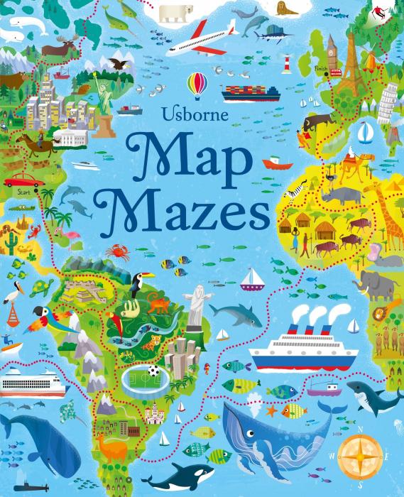 Map mazes [0]