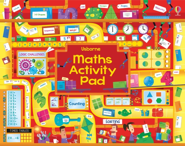 Maths activity pad [0]