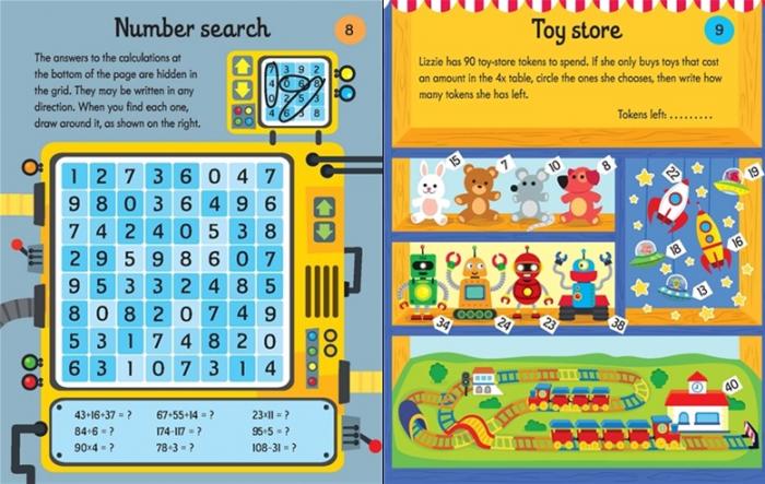 Maths puzzle pad [3]
