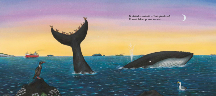 Melcul și balena [5]