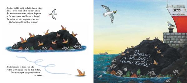 Melcul și balena [2]