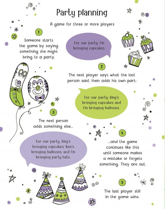 Memory Games [6]