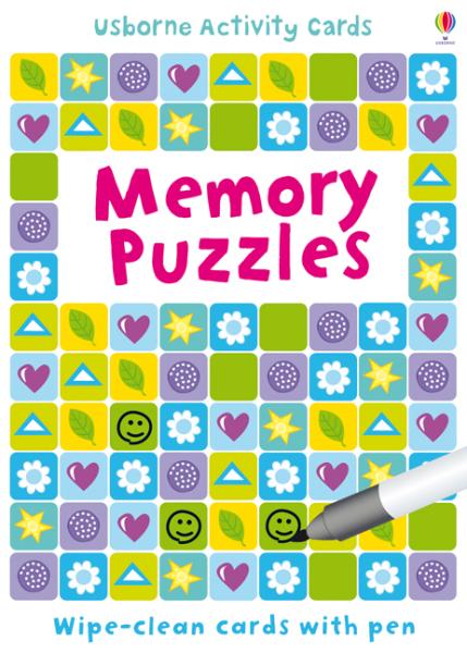 Memory puzzles [0]