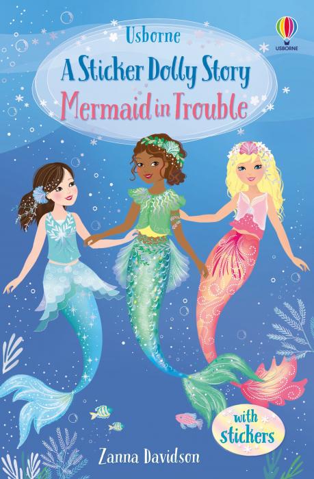Mermaid in trouble [0]