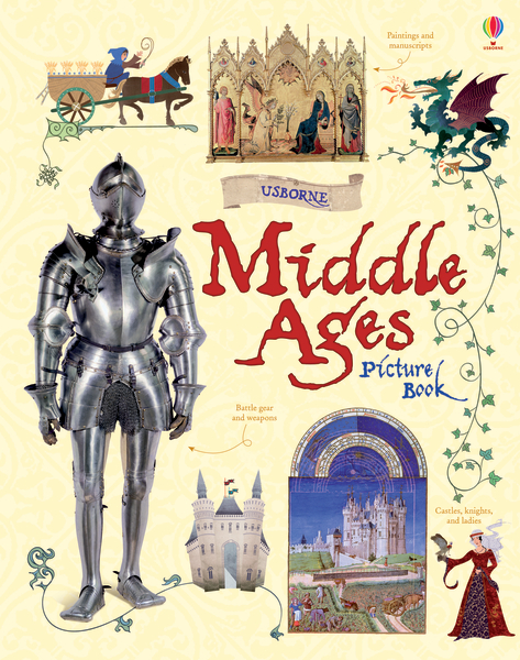 Middle ages picture book [0]