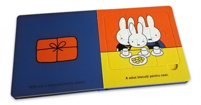 Miffy merge la bunici [3]