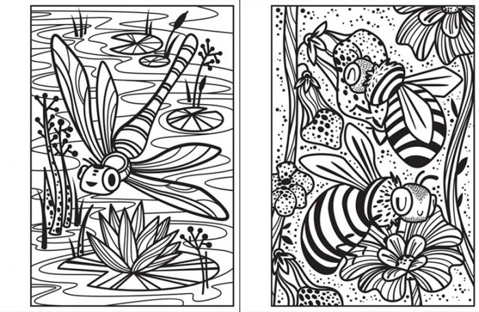 Mini Magic painting Bugs [3]