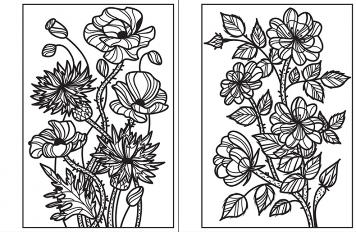 Mini Magic painting Flowers [3]