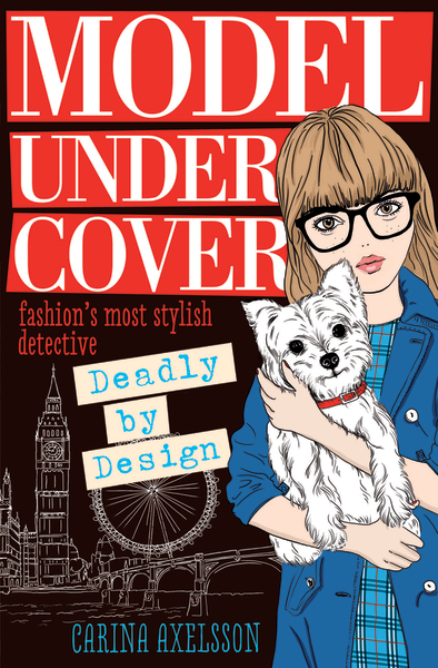 Model Under Cover: Deadly By Design [0]
