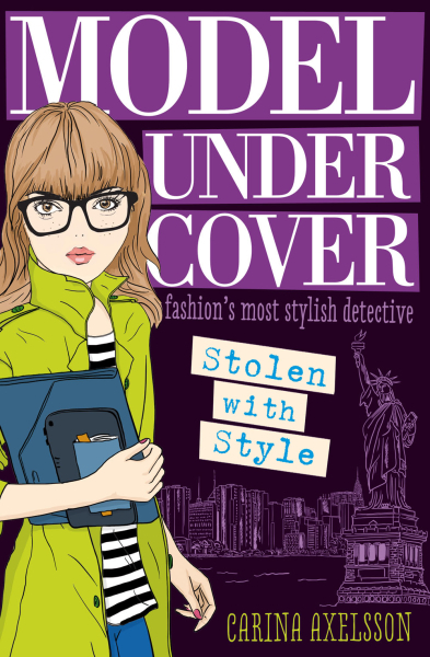 Model Under Cover:  Stolen with Style [0]