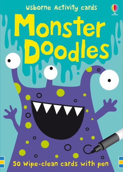 Monster doodles [0]