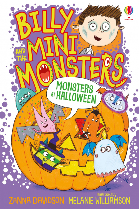 Monsters at Halloween [0]