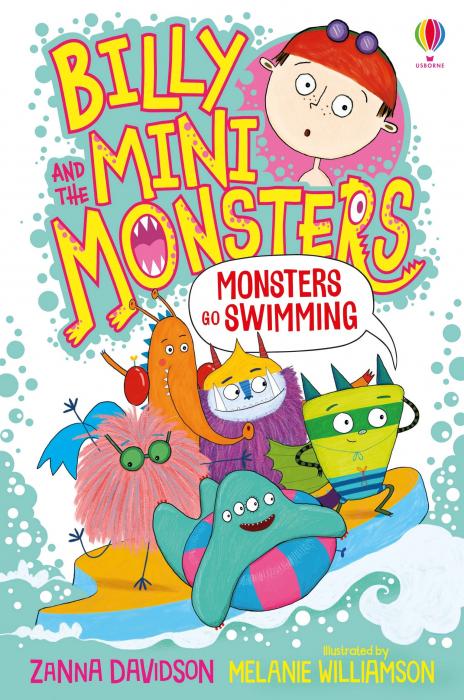 Monsters go Swimming [0]