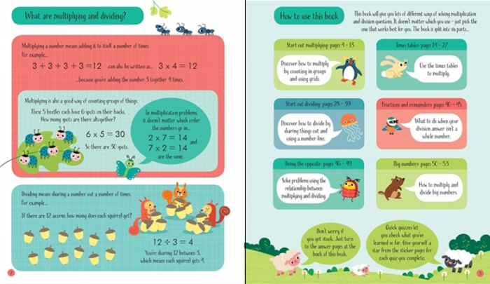 Multiplying and dividing activity book [1]
