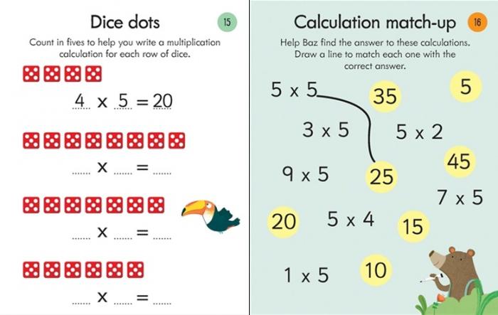 Multiplying practice pad 6-7 [3]