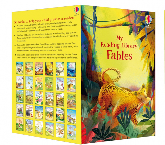 My Fables Reading Library [0]