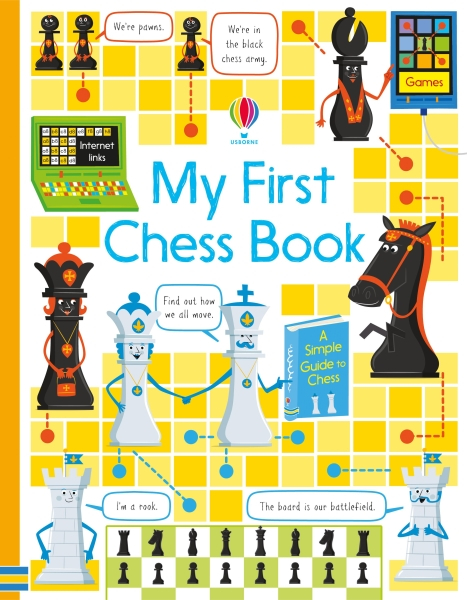 My first chess book [0]