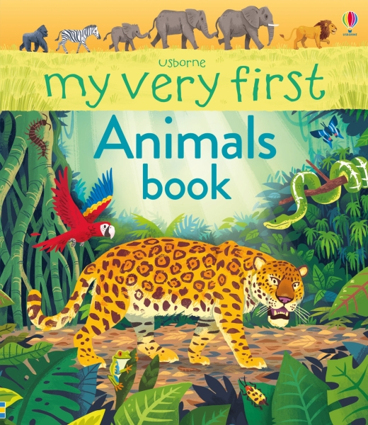 My very first animals book [0]