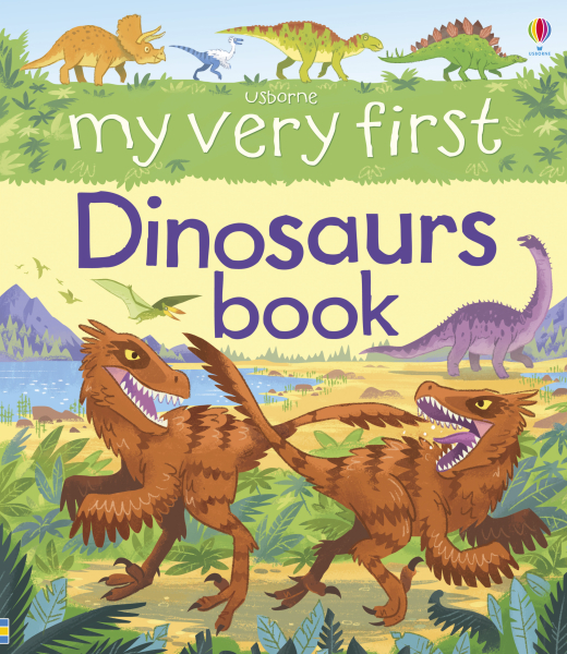 My very first dinosaurs book [0]